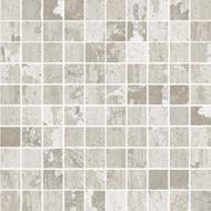 Cerim Contemporary Stone White Mosaic