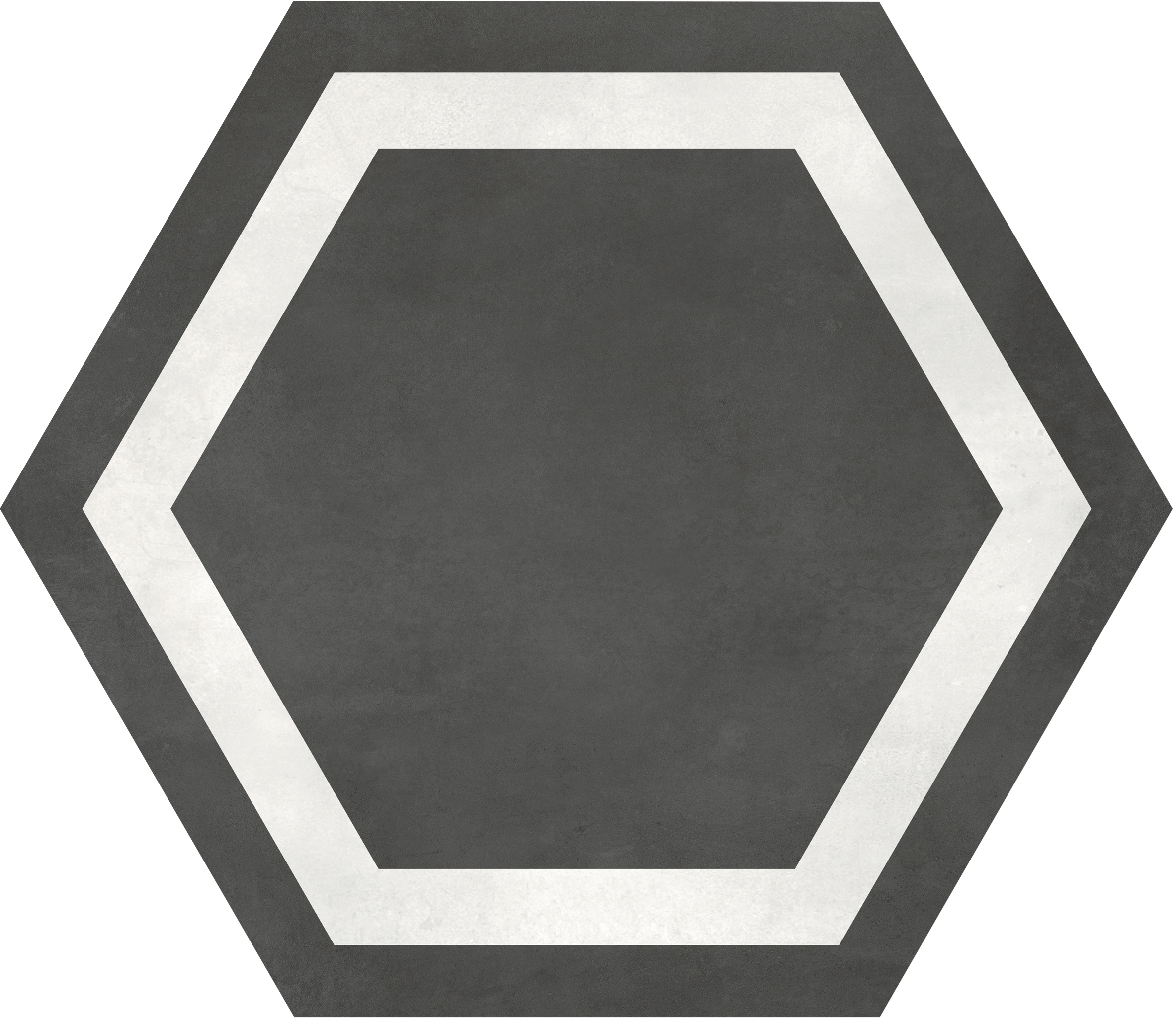 STP Hive Graphite Hexagon Frame